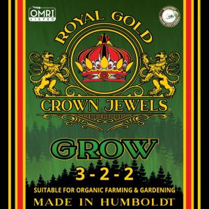 Royal Gold Soil Crown Jewel Grow-01